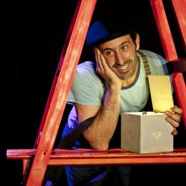 Ο κύριος ΚΙΧ και το μυστικό κουτί των ήχων στην ART ACT area για 2 μόνο παραστάσεις
