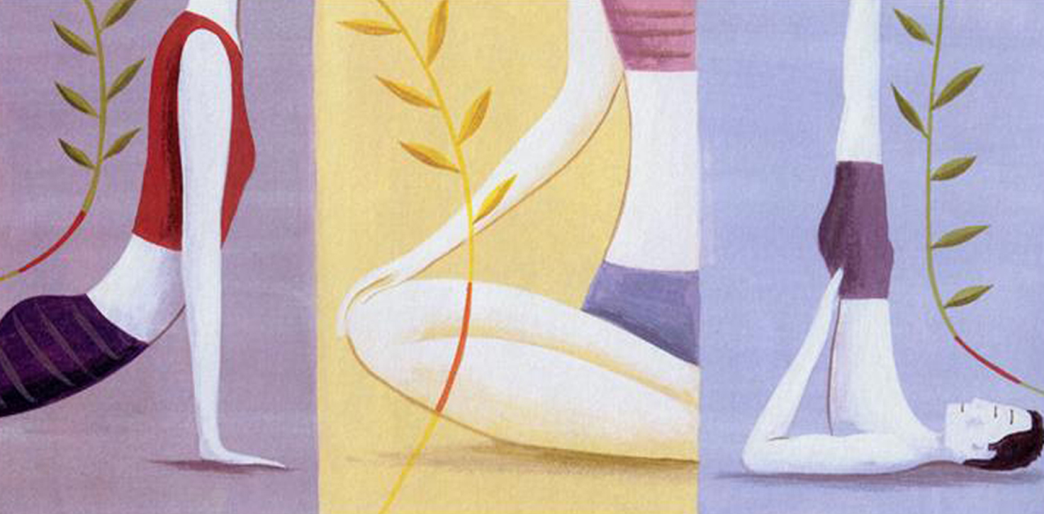 Hatha Yoga με τη Νατάσσα Ζούκα στην Art act area